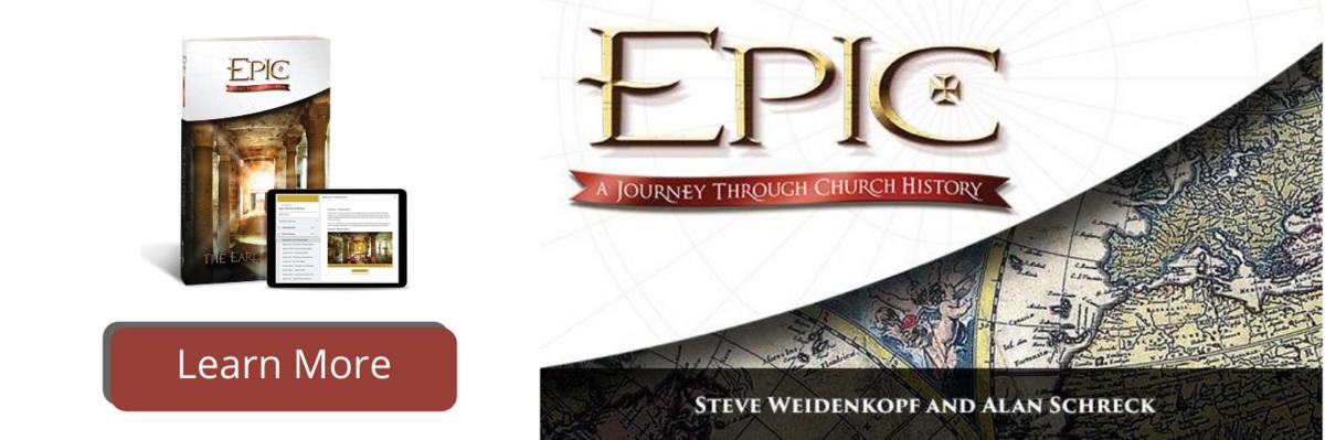Epic Bible Study