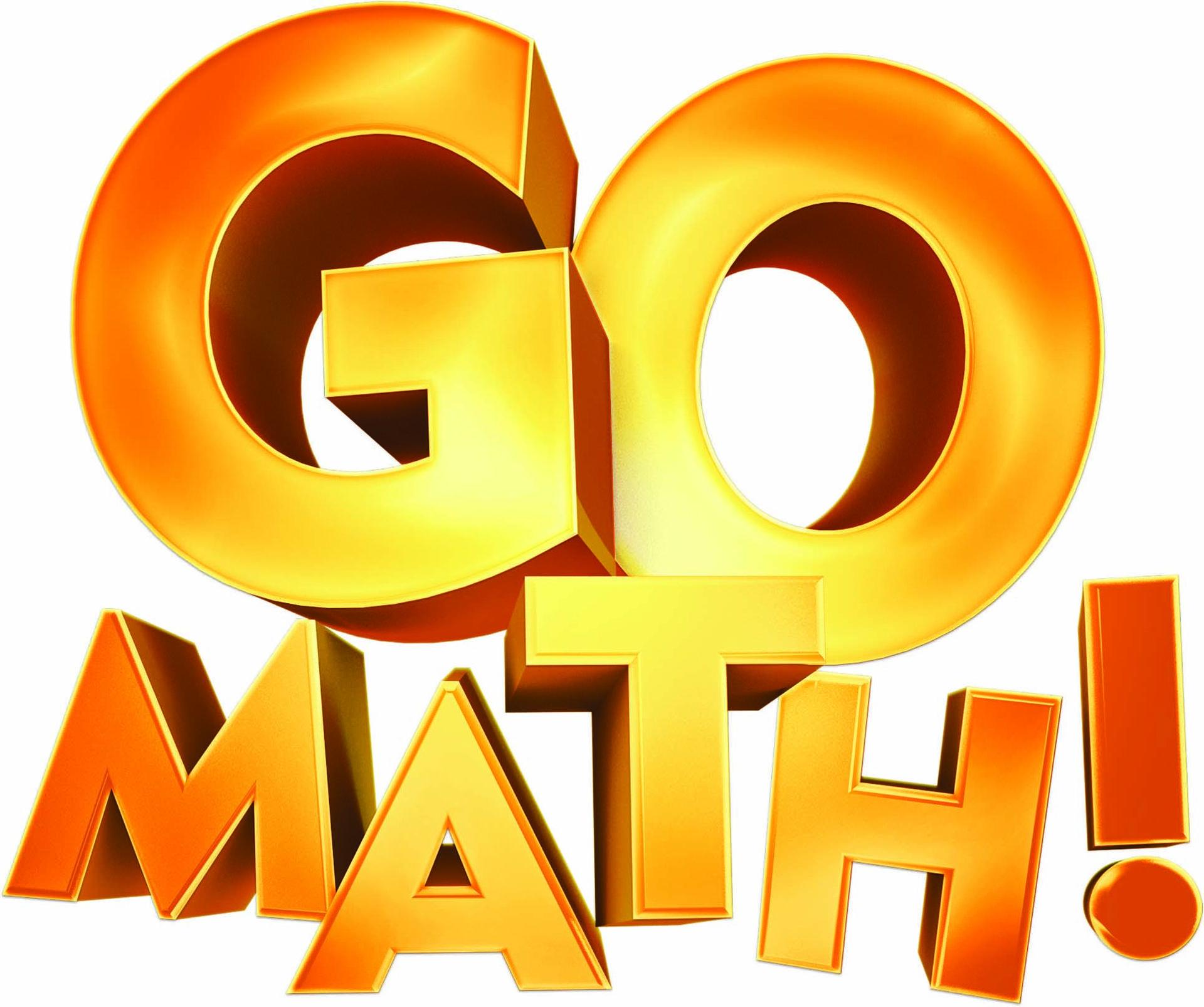 Go Math Logo