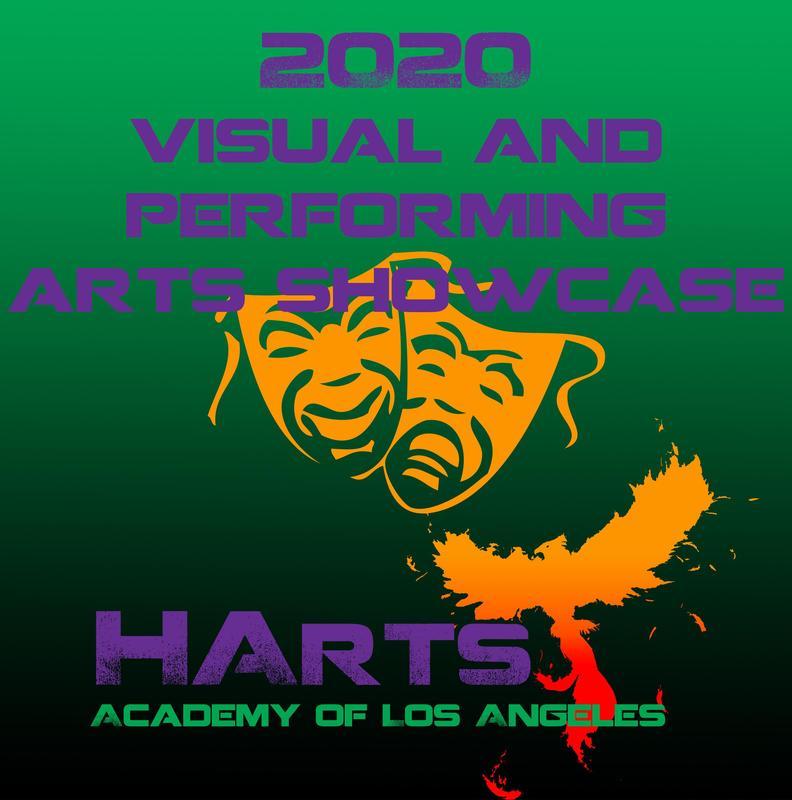 Visual and Performing Arts Showcase 2020 Thumbnail Image