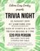 XC Trivia Night