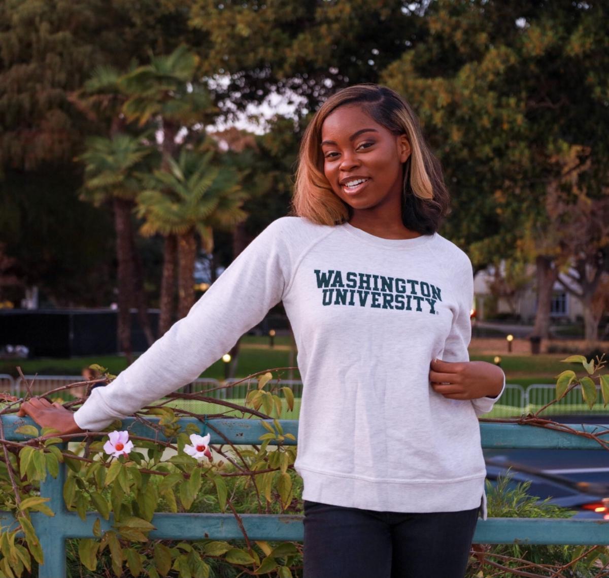 Jai-Laan Blackman will attend Washington University in the Fall!