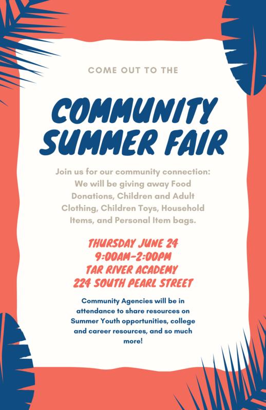 Community Summer Fair