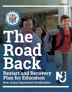 Image of Cover of The Road Back from NJDOE