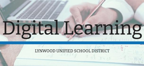 LUSD Digital Learning