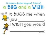 Bugs and wish