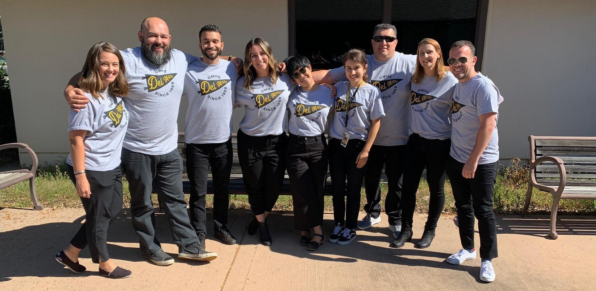 Image of Del Mar High School Admin Team