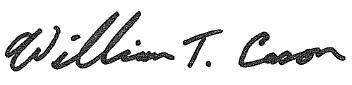 Cason Signature