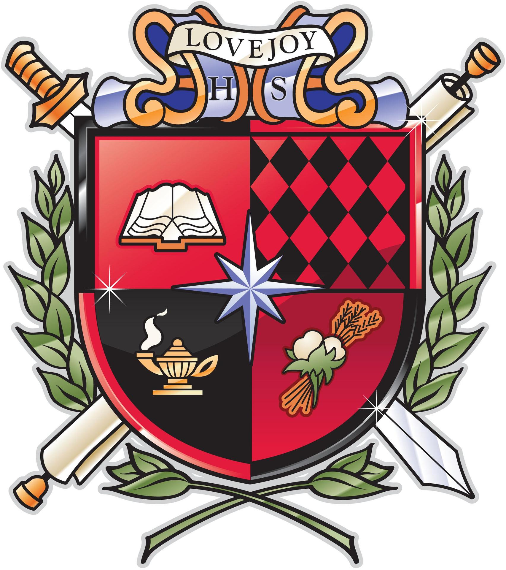 LHS crest