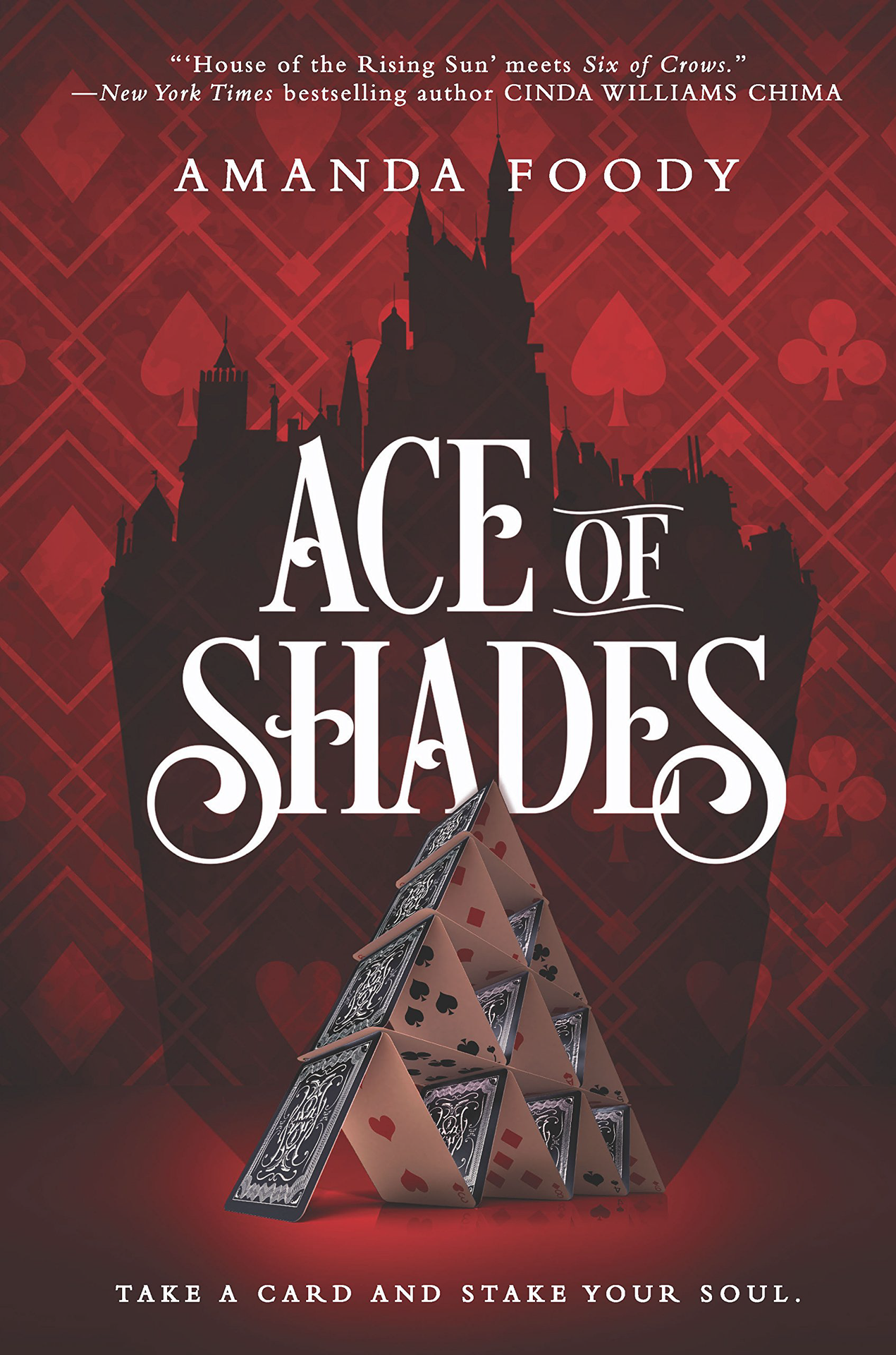 Book cover for Ace of Shades