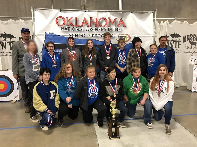 State Archery Tournament Featured Photo
