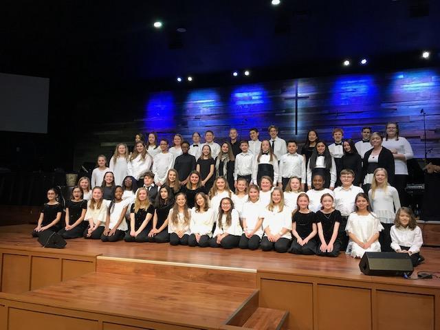 2019 Honor Choir