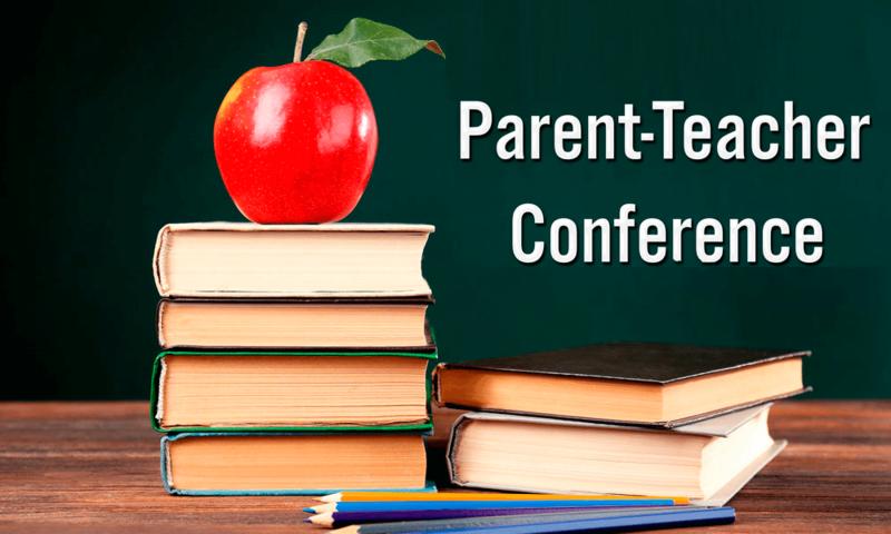Parent and Teacher Conferences Minimum Days October 12 - 15 Dismissal 1:10 pm Featured Photo
