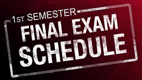 Nine Weeks & Final Exam Testing Schedules Featured Photo