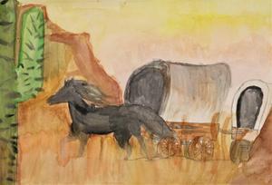 """The Foreign Express"" by Garrett Stallings Grade 5, Bear Branch Intermediate, Teacher Tara Ratliff"