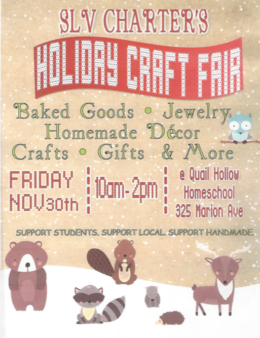 Holiday Craft Fair 2018