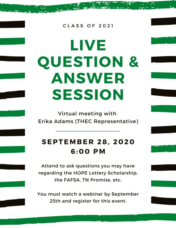 Live Q&A Session
