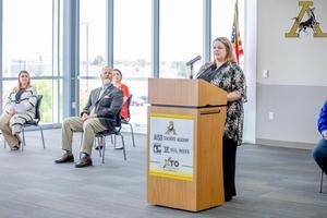 AISD announced partnership with XTO for Teachers Academy