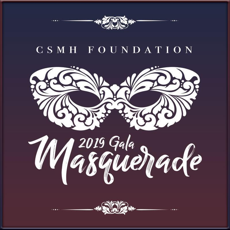 logo for masquerade gala