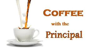 coffee with principal