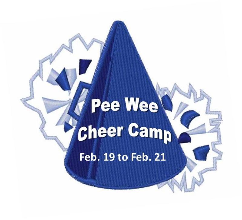 Pee Wee Cheer Camp