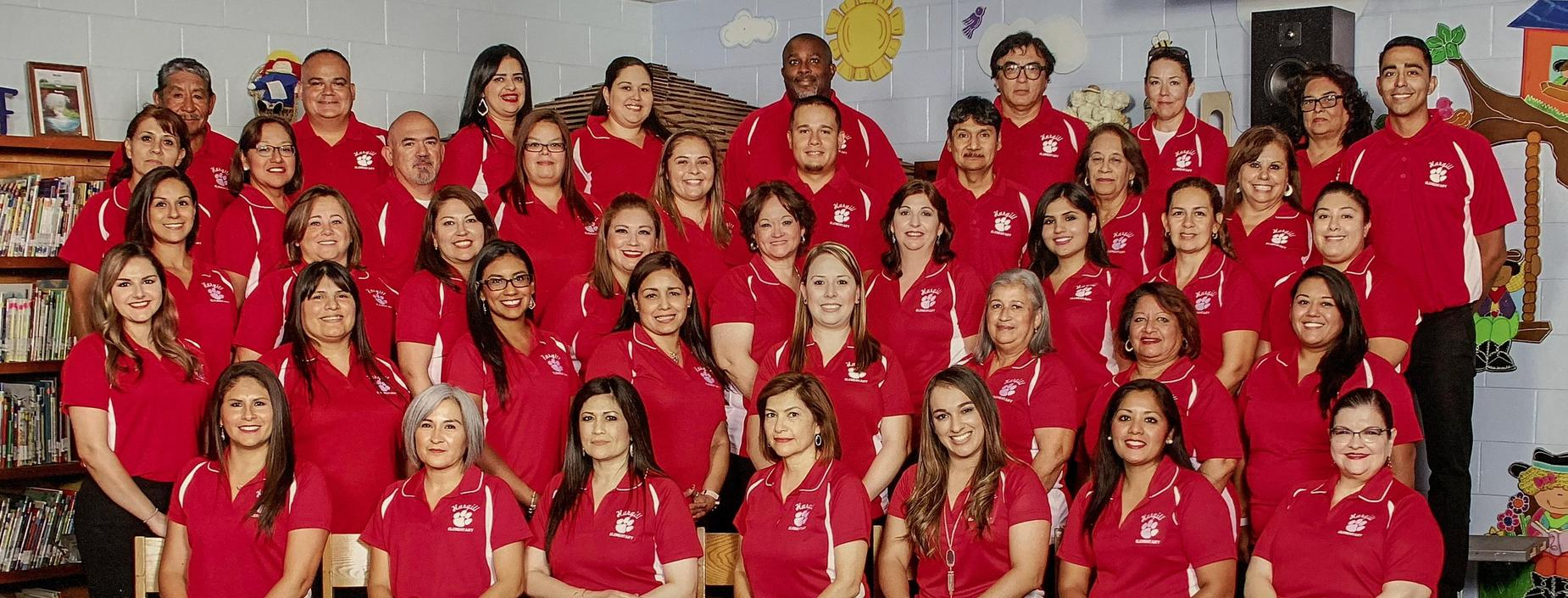 Hargill Elementary Staff