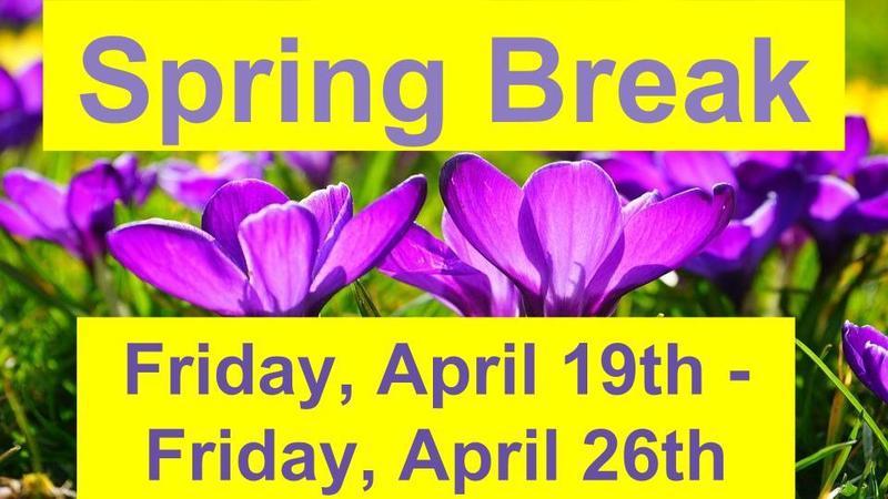 Spring Break Dates Featured Photo