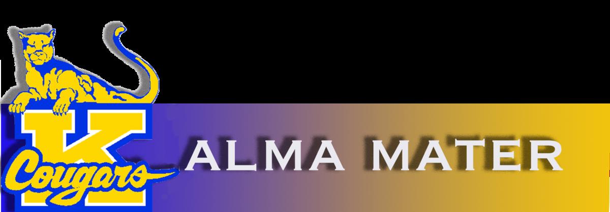 heading - alma mater
