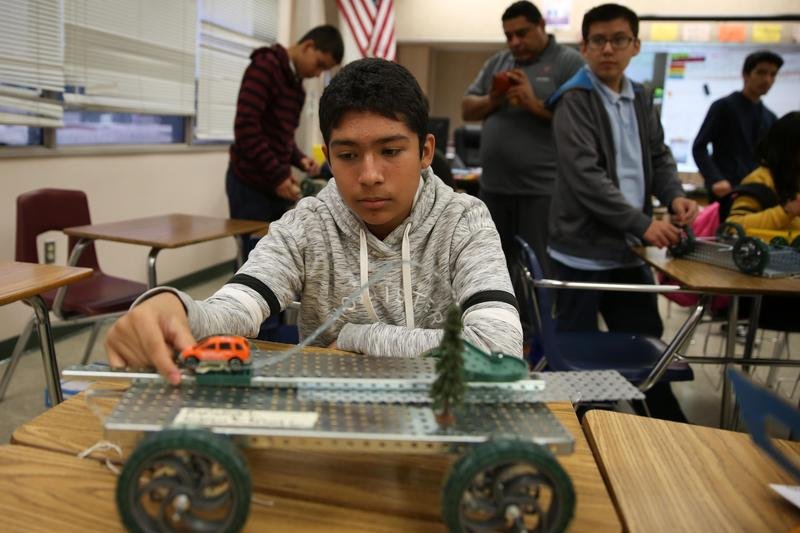 Lynwood Unified Featured on Spectrum News 1 Featured Photo