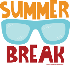 Summer Break clipart