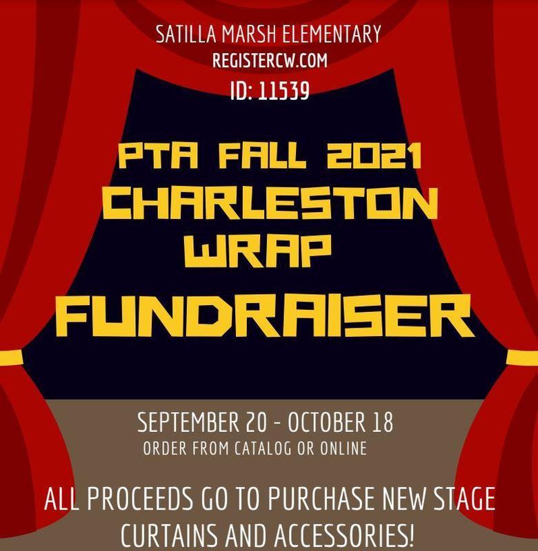 Charleston Wrap PTA Fundraiser! Featured Photo