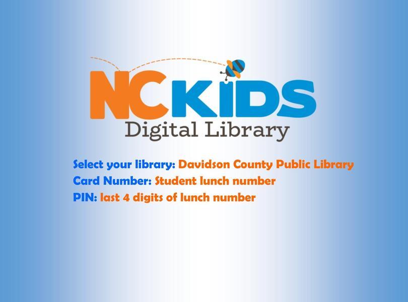 NC Kids Digital Library