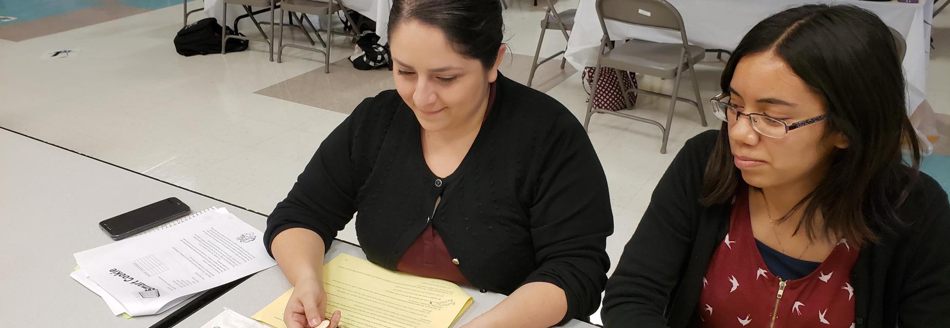 staff training on utilizing centers