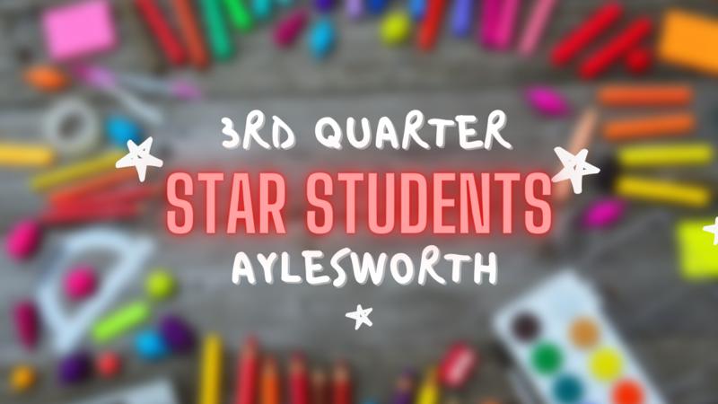3rd qt star students