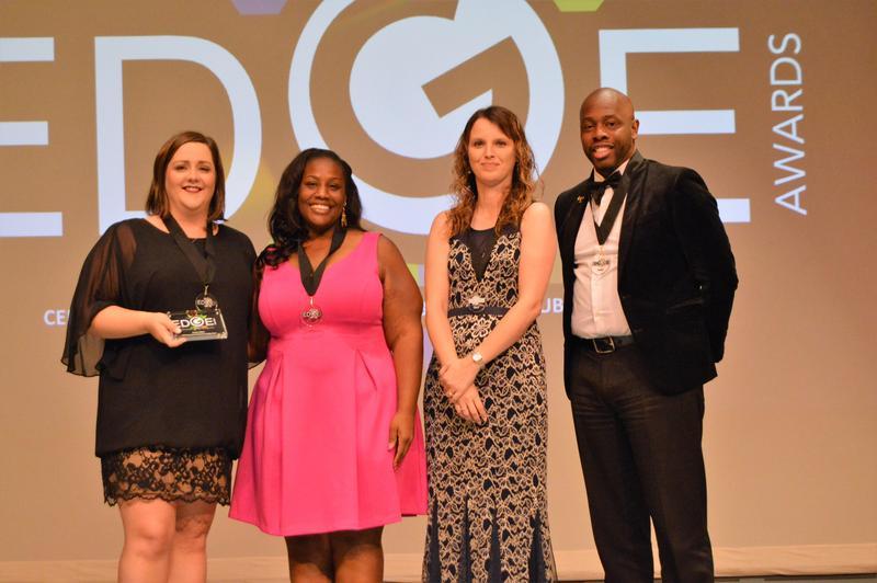 ECPS celebrates employees at annual Edge Awards Ceremony Thumbnail Image
