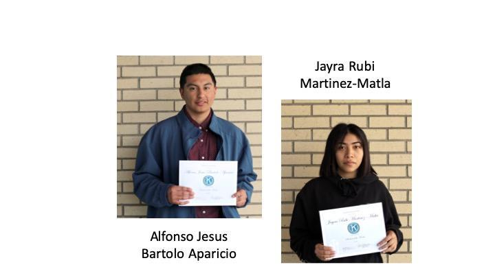 FRENCH PRAIRIE KIWANIANS RECOGNIZE SUCCESS HS OUTSTANDING STUDENTS Featured Photo