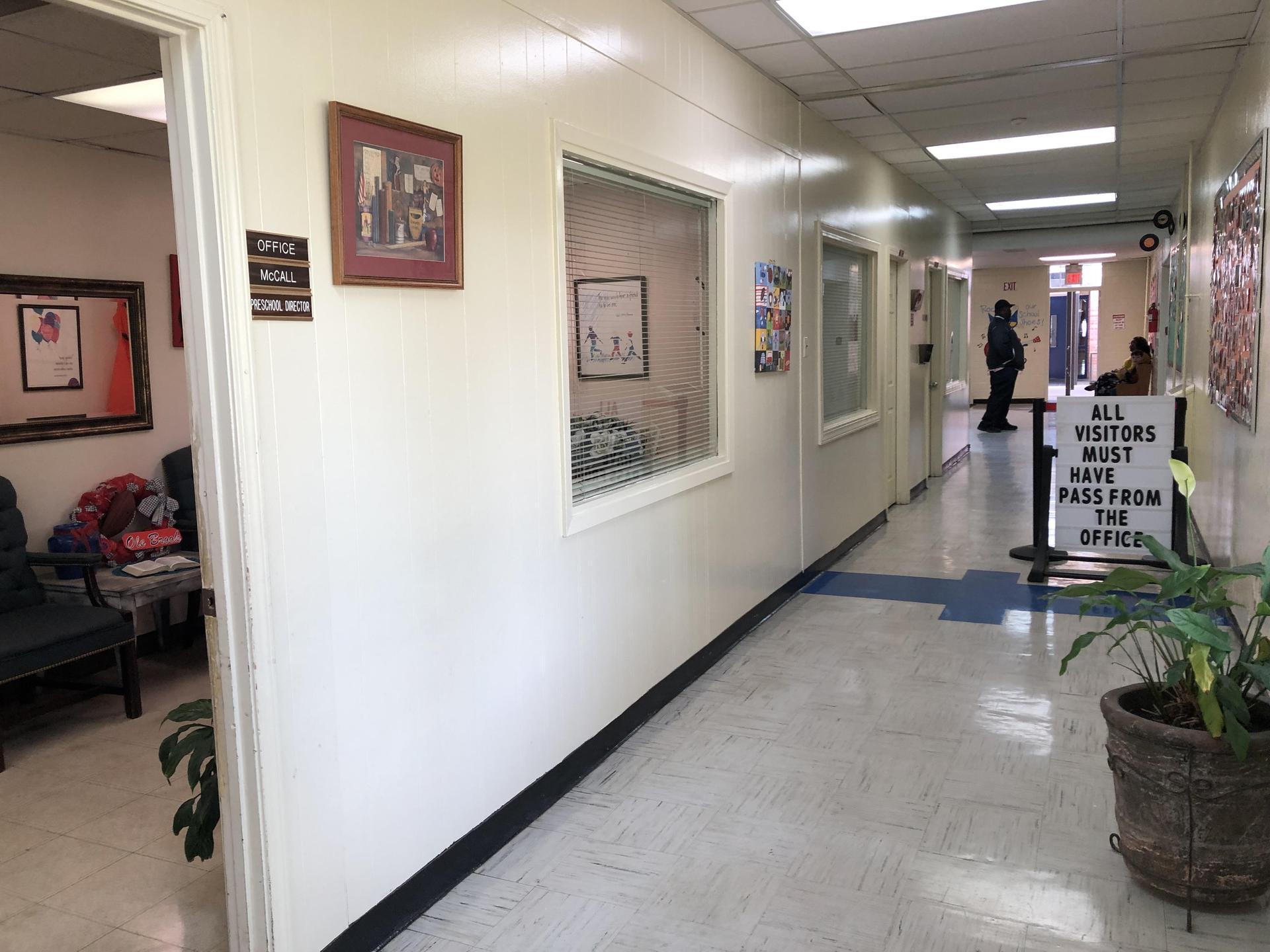 Mamie Martin Entrance
