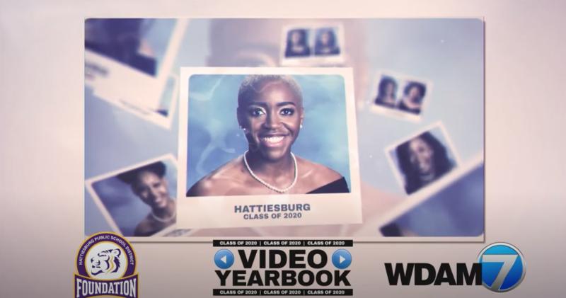 Hattiesburg High School Class of 2020 WDAM Video Yearbook Featured Photo