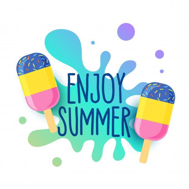 Have a safe and restful summer! Thumbnail Image