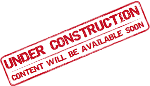 Under Construction - Content will be available soon