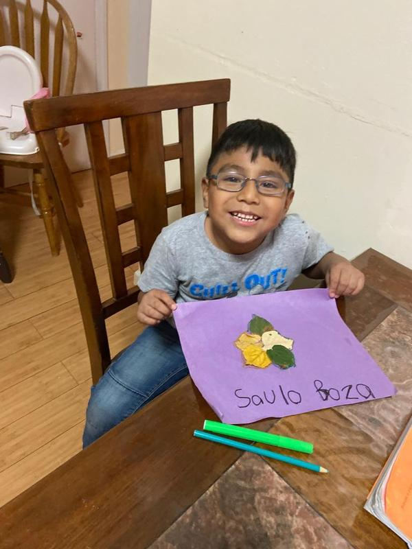 Saulo's leaf project