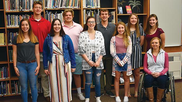 Brandywine High School names top 10 graduates Thumbnail Image
