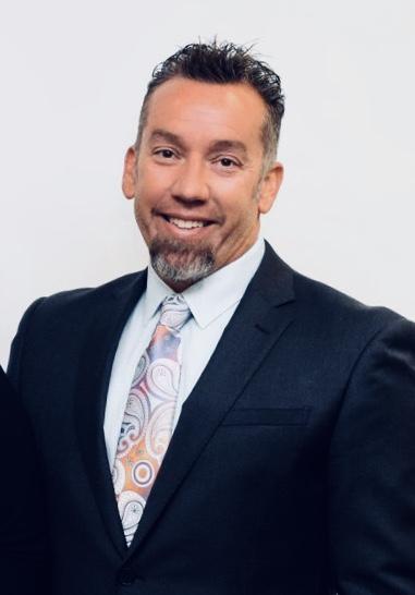 Principal - Dr. Peter Hopping