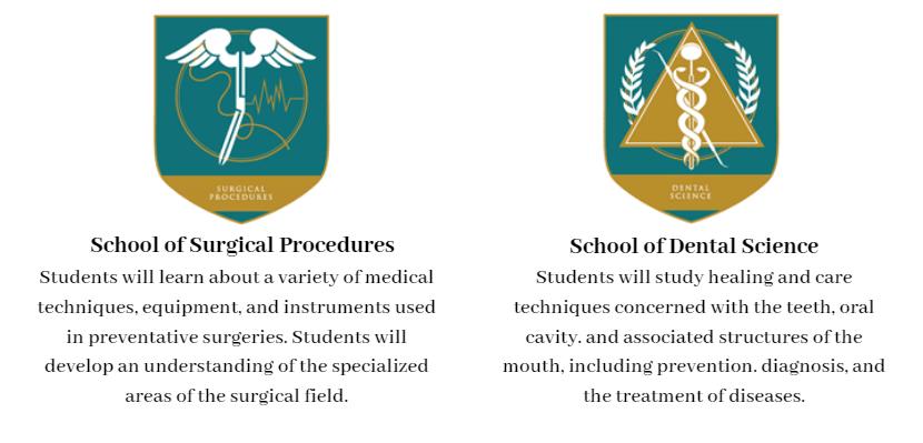 Schools of Study