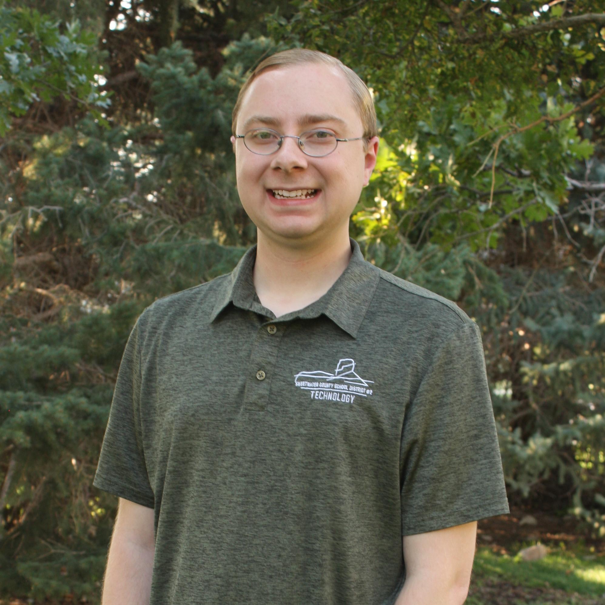 Aaron Nelson's Profile Photo