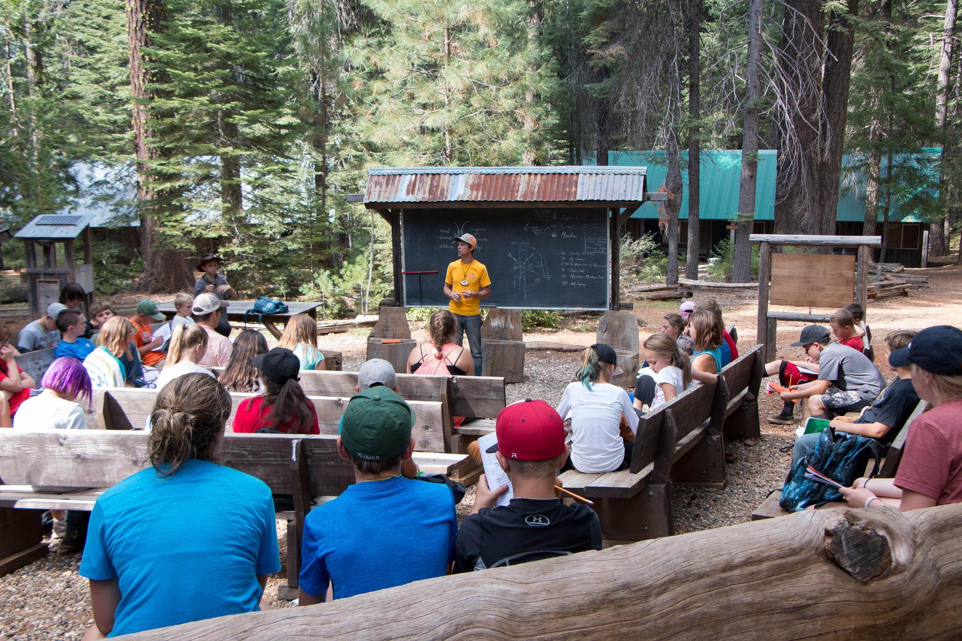 Camp Discussions