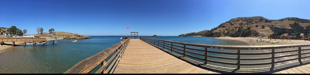 Pier Panorama