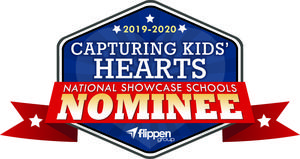 CKH national showcase school nominee logo
