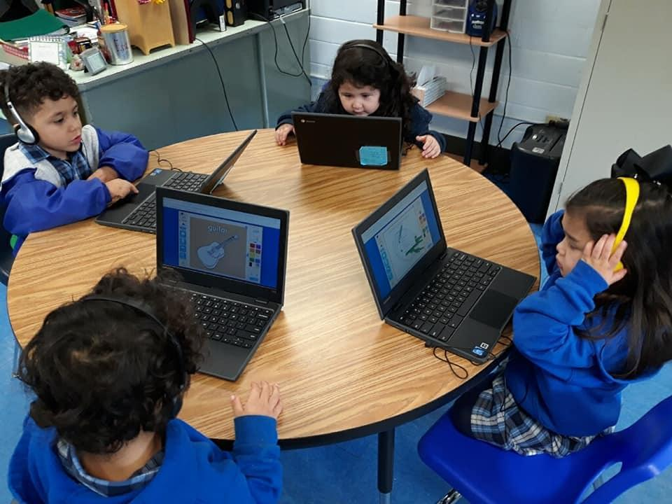 Lower Elementary Technology