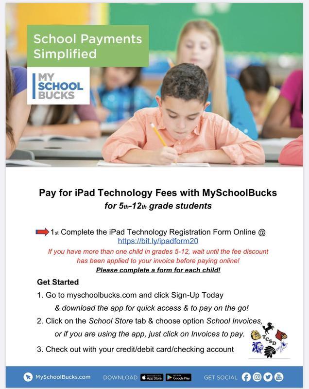 Tech fees