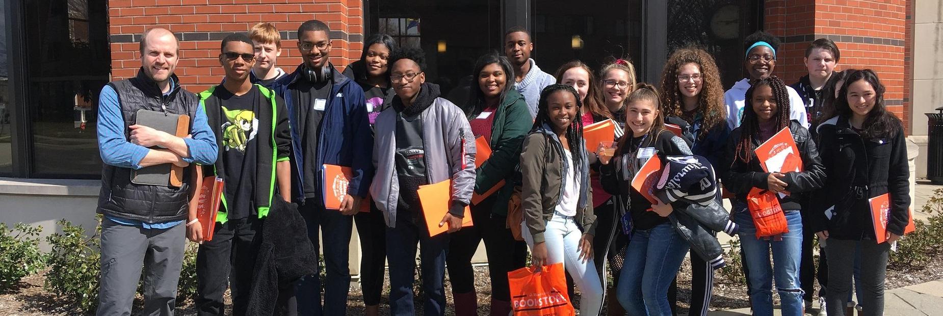 Thurston Students